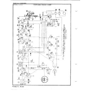 Concord Radio Corp. 1-506