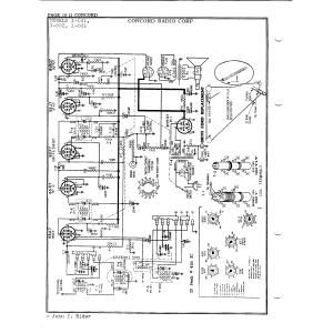 Concord Radio Corp. 1-601