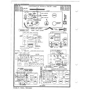 Continental Radio & Television Corp. 382-7H-PH