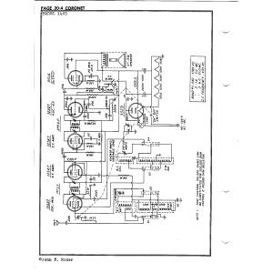 Coronet Radio & Television Co. 1405