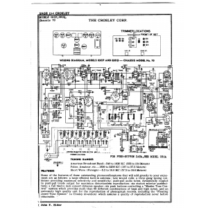 Crosley Corp. 02CP