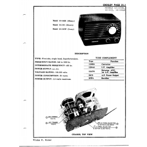 Crosley Corp. 10-103