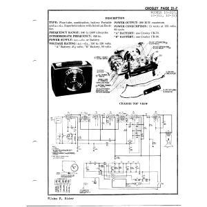 Crosley Corp. 10-310