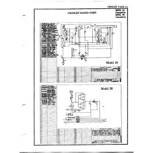 Crosley Corp. 10