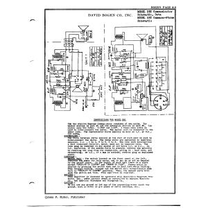 David Bogen Co., Inc. 5SC Commino-Phone