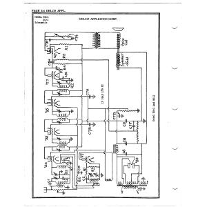 Delco Radio Corp. RB-1