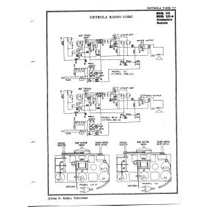 Detrola Corp. 101-A