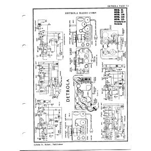 Detrola Corp. 104