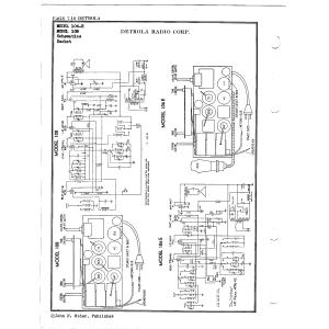 Detrola Corp. 106-E