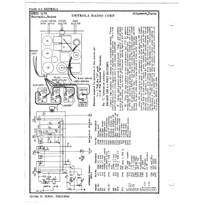 Detrola Corp. 117B