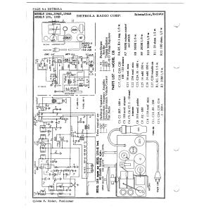 Detrola Corp. 134AB