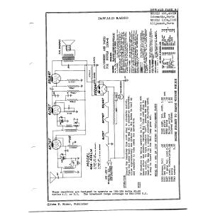 DeWald Radio Mfg. Corp. 1105