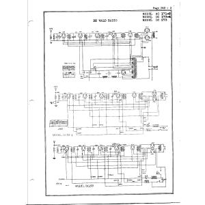DeWald Radio Mfg. Corp. 173-4