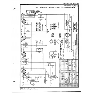 Dictograph Products Co., Inc. 91134