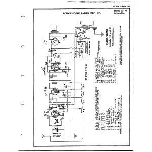 Echophone Radio Corp. 12