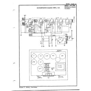 Echophone Radio Corp. 139