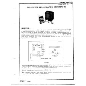 Eckstein Radio and Television Co. 1275
