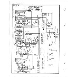Edison-Bell Co., Inc. 66 AW