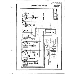 Electric Auto Lite Co. 062-A