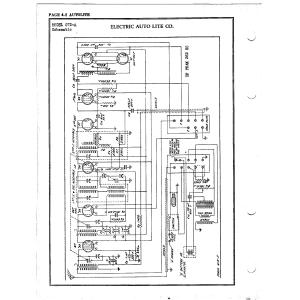 Electric Auto Lite Co. 072-A