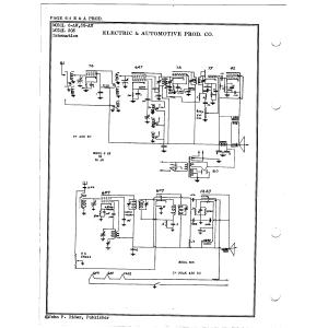 Electric & Automotive Prod. Co. 6-AW