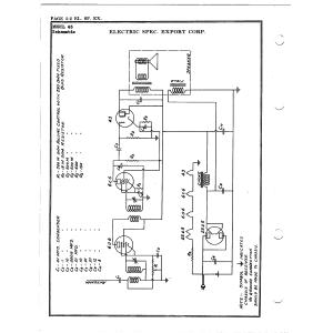 Electric Spec. Export Corp. 45
