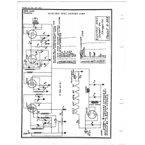 Electric Spec. Export Corp. R-502