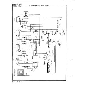 Electromatic Mfg. Corp. 607AC