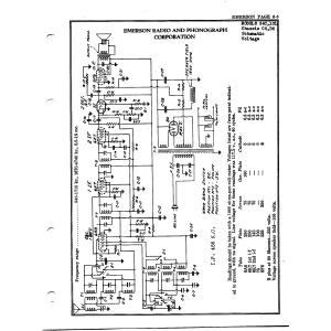 Emerson Radio & Phonograph Corp. 101