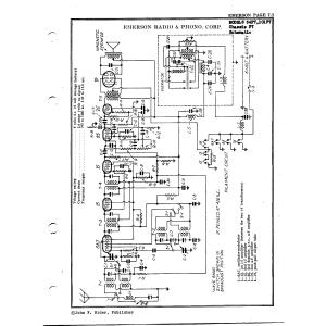 Emerson Radio & Phonograph Corp. 101F7