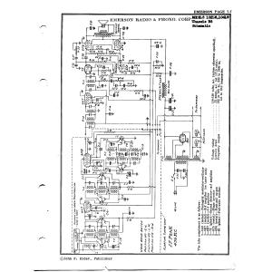 Emerson Radio & Phonograph Corp. 102LW