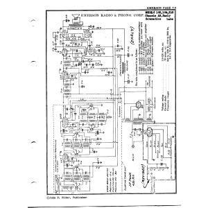 Emerson Radio & Phonograph Corp. 104