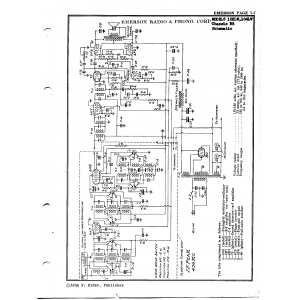 Emerson Radio & Phonograph Corp. 104LW