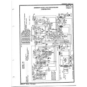 Emerson Radio & Phonograph Corp. 105