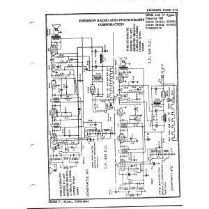 Emerson Radio & Phonograph Corp. 106
