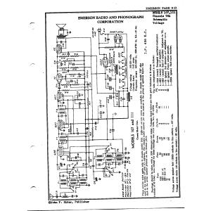 Emerson Radio & Phonograph Corp. 107
