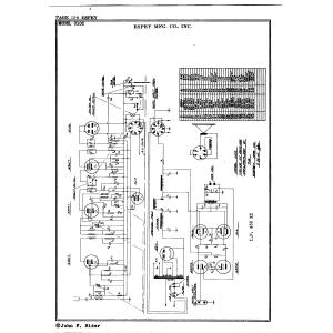 Espey Mfg. Co., Inc. 0102