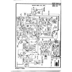 Espey Mfg. Co., Inc. 2143, late