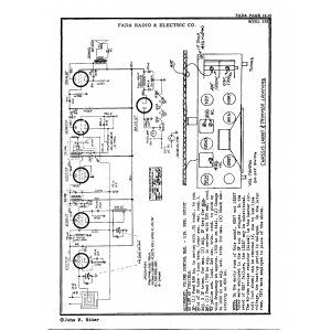 Fada Radio & Electric Co., Inc. 252