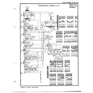 Fairbanks Morse & Co. 120