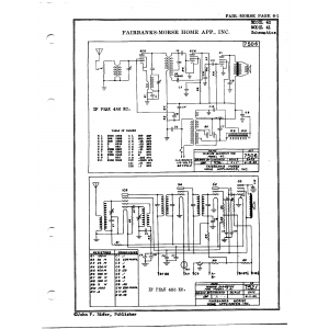 Fairbanks Morse & Co. 40