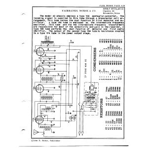 Fairbanks Morse & Co. 43CIB