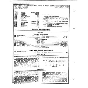 Farnsworth Television & Radio Corp. 31N4