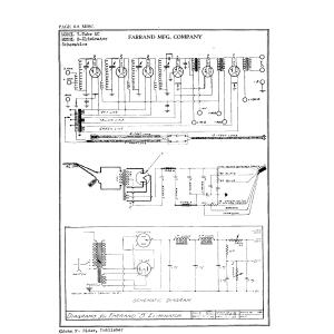 Farrand Mfg. Company 7-Tube AC