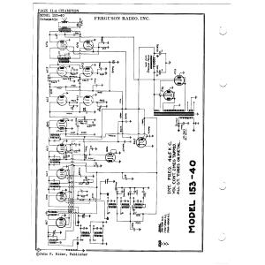 Ferguson Radio, Inc. 153-40