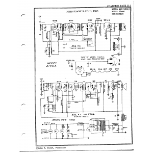 Ferguson Radio, Inc. 4V6 (1936)