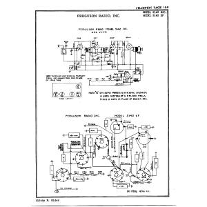 Ferguson Radio, Inc. 5142 SOC.