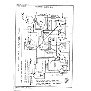 Ferguson Radio, Inc. 6141ABT