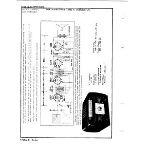 Firestone Tire & Rubber Co. 4-A-69