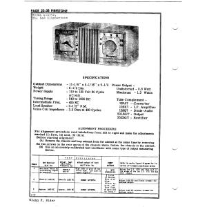 Firestone Tire & Rubber Co. 4-A-92